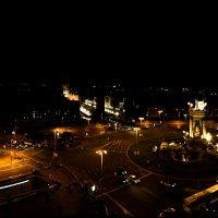 Ночная Барселона :: Илья Сидоров