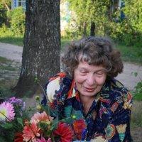 ..дарили цветы Серия: Дети - цветы жизни :: Любовь Губанова