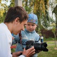 ...познавали мир фотографии Серия: Дети - цветы жизни :: Любовь Губанова