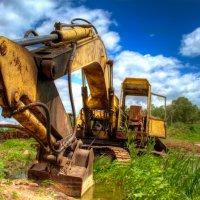 Танки грязи не боятся :: Дмитрий TDAdiz