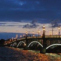 Троицкий мост :: Андрей Шишкин