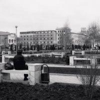 парк в Грозном :: Карина Ибрагимова
