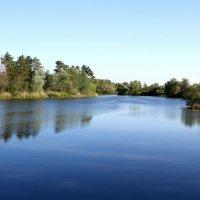 Река :: Павел Бахарев