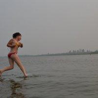 Бегущая по волнам :: Татьяна Муравьева