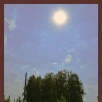 Девочка и солнце :: Павел Самарович