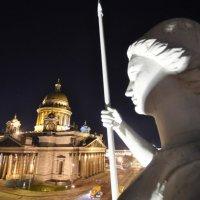 Статуя :: Сергей Чевалков