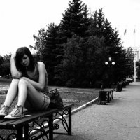 Одиночество :: Диана Ефимова