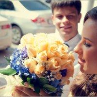 Свадьба Алексея и Натальи :: Владислав Волков