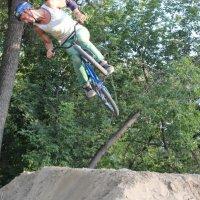 bmx dirt jumping :: Людмила Ильина