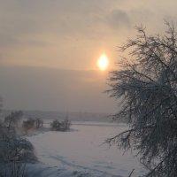 Зимний день :: Ирина Березкина