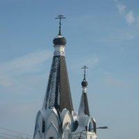 Православный храм :: Ирина Березкина
