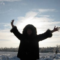 Приветствие Солнцу :: Ирина Березкина