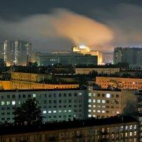 Туман :: Сергей Чевалков