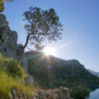 Небо, горы, море :: Иван Яковлев