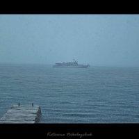 В тумане моря голубом... :: Екатерина Николайчук