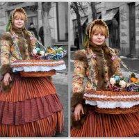 Купи цветочки :: Тимофей Таран