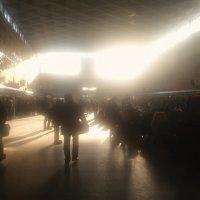 Вокзал :: Алексей Сильников