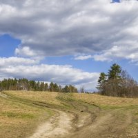 Весна в Карелии :: Максим Судаков