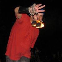 Человек и огонь :: Олеся Королева