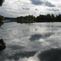 Стальная вода :: Ирина Березкина