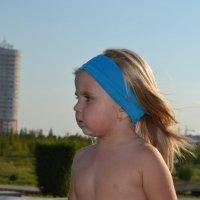 дочка :: Виктория Котлярчук