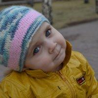 малышка :: Виктория Котлярчук
