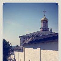 Дорога к святому источнику. :: О. Ф.
