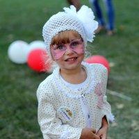 Милый ребенок :: Валерия Похазникова