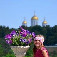на фоне куполов :: Денис Шерышев