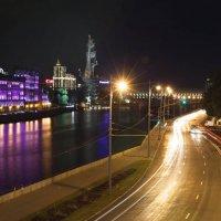 Night Moscow :: Денис Мельников