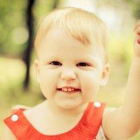 Маленькая девчочка :: Светлана Гасинова