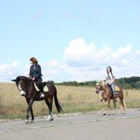 Horse riders :: Роман Комина