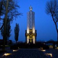 Мемориал памяти жертвам голодомора в г. Киеве :: Эллина Новохатская