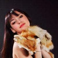Фотосет в студии :: Юрий Старостин