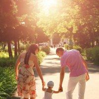 Счастливая семейка :: Кирилл Охват