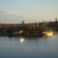 Стокгольм... :: Александра Пожидаева