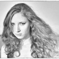 Волосы :: Женя Рыжов