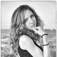 Портрет Алёны Садыковой :: Женя Рыжов