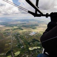 Полет на мотодельтаплане :: Vladimir Kaydalin