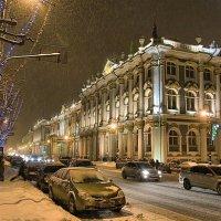 Зимний пейзаж :: Андрей Шишкин