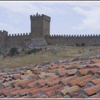 Генуэзская крепость :: Юлия Устьянцева