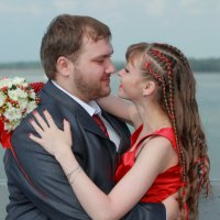 Алина и Дима :: Иван Дикун