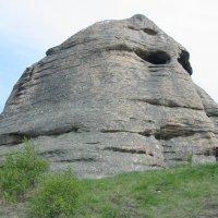 Природный сфинкс на Урале :: Эндже Татарочка