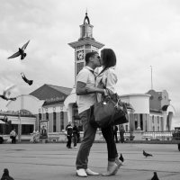 Поцелуй :: Элеонора Эвлин
