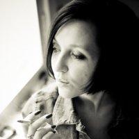 smoking :: Наташа Зорина