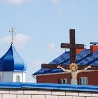 новый монастырь. :: виталий Цицюрский