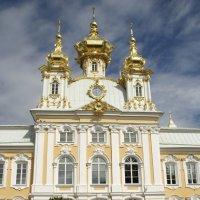 Дворец в Петергофе :: Алексей Кудрявцев