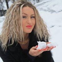 Снежная страна летом) :: Диана Накай