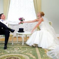 Надежда и её муж Владимир) :: Диана Накай