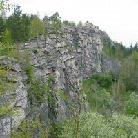 Весна в древних горах :: Эндже Татарочка